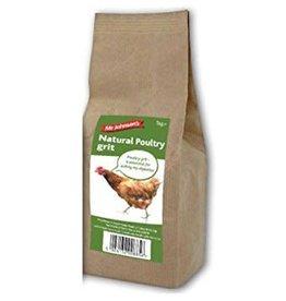 Mr Johnsons Natural Poultry Grit 1kg