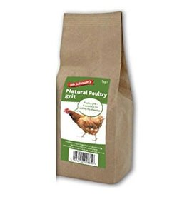 Mr Johnson's Natural Poultry Grit 1kg