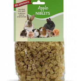 Mr Johnson's Apple Niblets Small Animal Treats, 70g