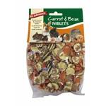 Mr Johnson's Carrot & Bean Niblets Small Animal Treats, 150g