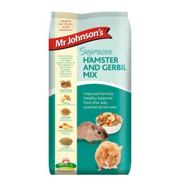 Mr Johnson's Supreme Hamster & Gerbil Food Mix 900g