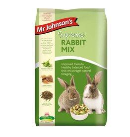 Mr Johnson's Supreme Rabbit Food Mix 15kg