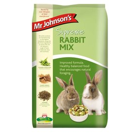 Mr Johnson's Supreme Rabbit Food Mix 900g