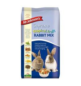 Mr Johnson's Supreme Tropical Fruit Rabbit Food Mix 900g