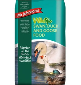 Mr Johnson's Wildlife Swan Duck and Goose Food 750g