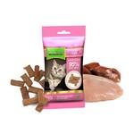 natures menu Mini Cat Treat Real Chicken & Liver, 60g