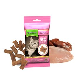 natures menu Mini Cat Treat, Real Chicken & Liver 60g