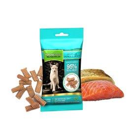 natures menu Mini Cat Treat Real Salmon & Trout, 60g