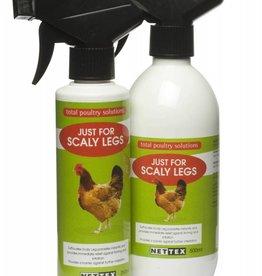 Nettex Scaly Leg Remover 250ml