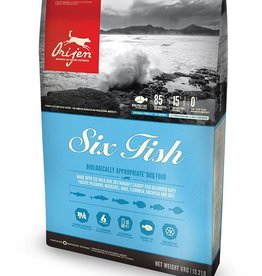 Orijen Adult Six Fish Dog Food