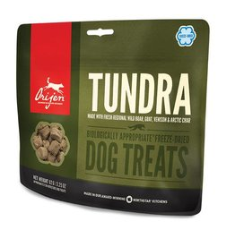 Orijen Freeze Dried Formula Matched Dog Treats Tundra 42.5g