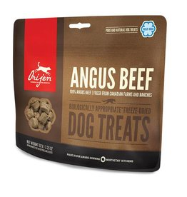 Orijen Freeze Dried Single Source Protein Dog Treats Angus Beef 42.5g