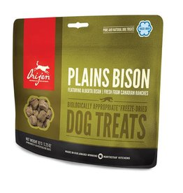 Orijen Freeze Dried Single Source Protein Dog Treats Bison 42.5g