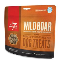 Orijen Freeze Dried Single Source Protein Dog Treats Wild Boar 42.5g