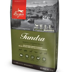 Orijen Freeze Dried Tundra Adult Dog Food 170g