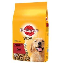 Pedigree Complete Adult Dog Food Beef & Veg