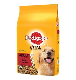 Pedigree Complete Adult Dog Food Beef & Veg