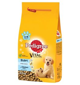 Pedigree Complete Puppy Dog Food Chicken & Rice 2.2kg