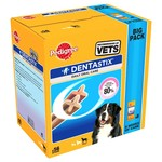Pedigree Dentastix Daily Adult 1+ Dental Dog Chews, 56 Stick