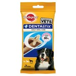 Pedigree Dentastix Daily Adult 1+ Dental Dog Chews, 7 Stick