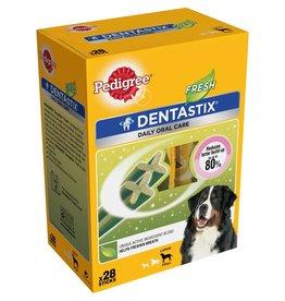 Pedigree Fresh Dentastix Dog Dental Dog Chew 28 Stick