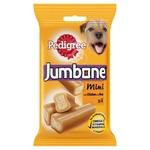 Pedigree Jumbone Small Dog Treats with Chicken & Lamb, 4 Mini Chews, 160g