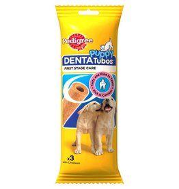 Pedigree Puppy Tubos Dog Chew 3 Pack 72g