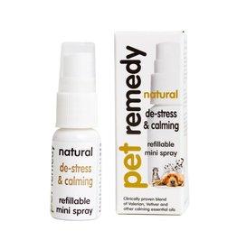Pet Remedy Natural De-stress & Calming Mini Spray for Animals, 15ml