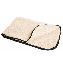 Pets & Leisure Double Thickness Sherpa Fleece Pet Blanket, Oatmeal