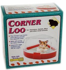 PPI Corner Loo for Hamsters