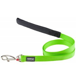 Red Dingo Classic Lime Green Dog Lead *CLEARANCE