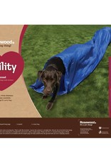 Rosewood Dog Agility Tunnel