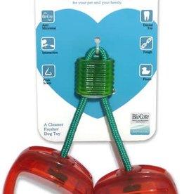 Rosewood BioSafe Cherry Dog Toy