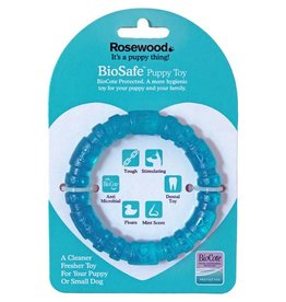 Rosewood BioSafe Puppy Ring Toy