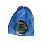 Rosewood Boredom Breaker Activity Small Animal Pop Up Tent, Large