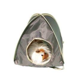 Rosewood Boredom Breaker Activity Small Animal Pop Up Tent, Medium