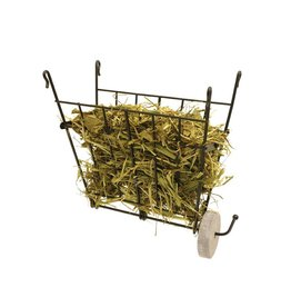 Rosewood Boredom Breaker Feeding Folding Wire Hayrack