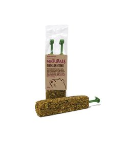 Rosewood Boredom Breaker Naturals Dandelion Sticks  Small Animal Treat, 120g