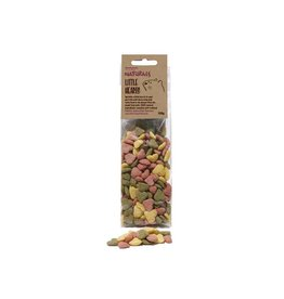 Rosewood Boredom Breaker Naturals Little Hearts Small Animal Treats, 100g