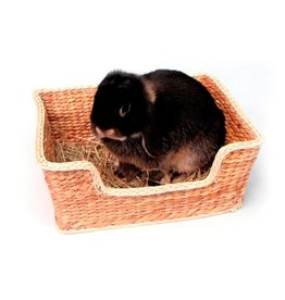 Rosewood Boredom Breaker Chill 'n' Snooze Small Animal Bed