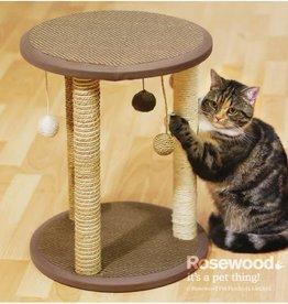Rosewood Cat Scratcher, Zurich