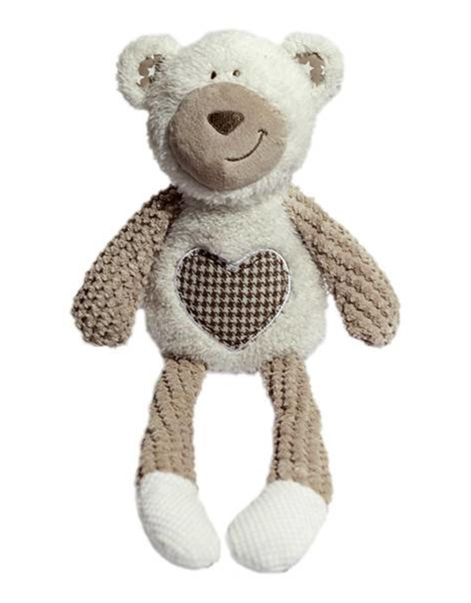 Rosewood Chubleez Benjamin Bear Dog Toy