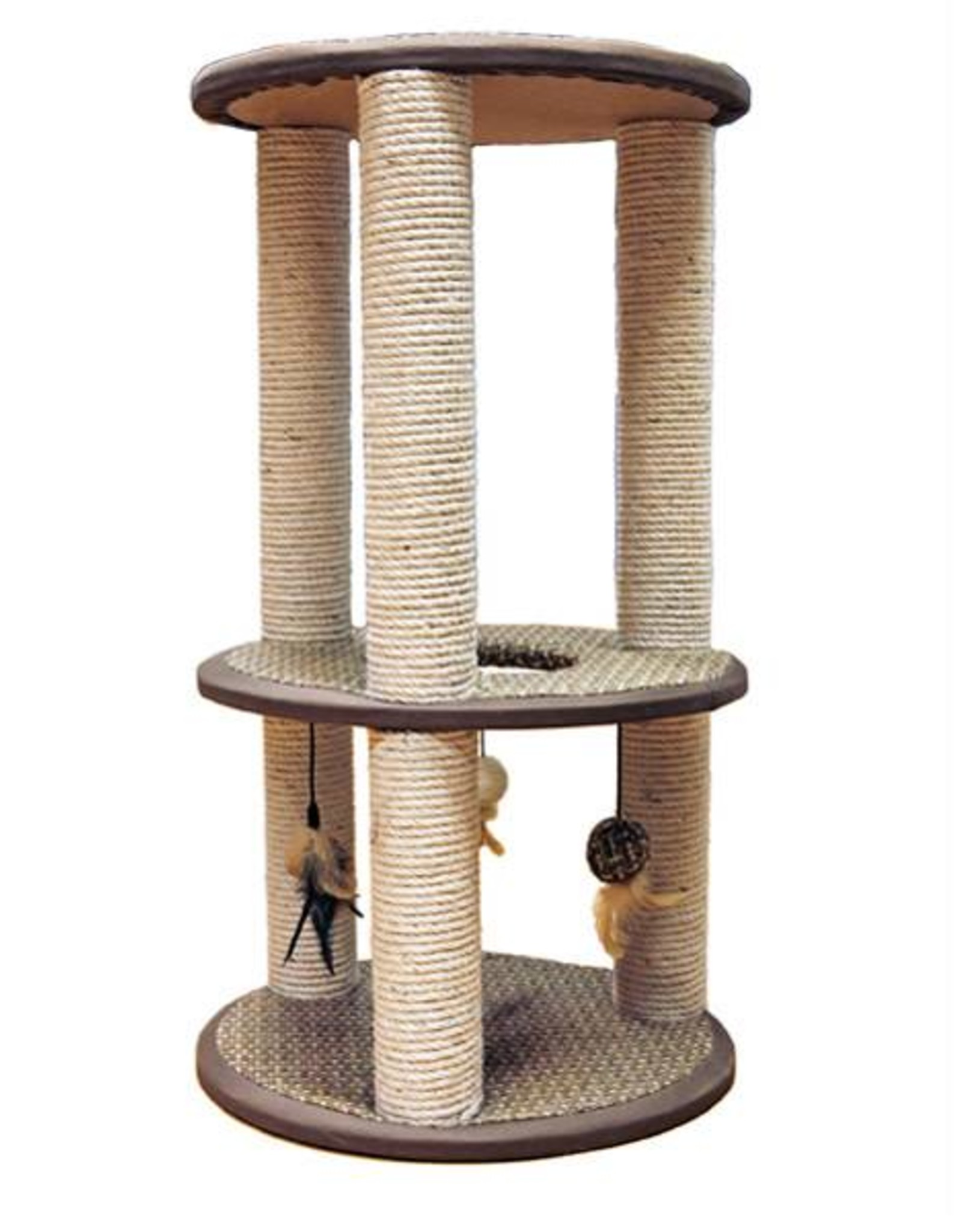 Rosewood Cinnamon Cat Scratching Post