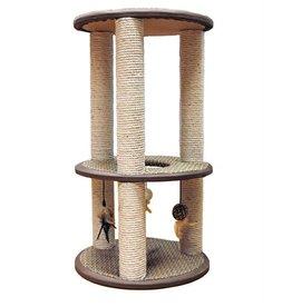 Rosewood Cinnamon Cat Scratcher Post 81cm Tall