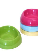 Rosewood Deluxe Melamine Plastic Bowls, Assorted