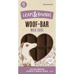 Rosewood Leaps & Bounds Woof Choc Bar Dog Treat, 100g