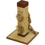 Rosewood Natural Furniture Cat Scratching Post, Sage