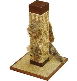 Rosewood Natural Furniture Cat Scratching Post, Sage