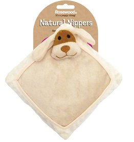 Rosewood Natural Nippers Snuggle Puppy Heat Cushion