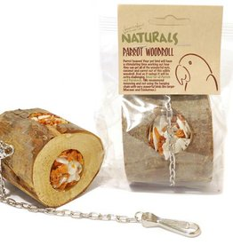 Rosewood Naturals For Birds Parrot Woodroll Treat